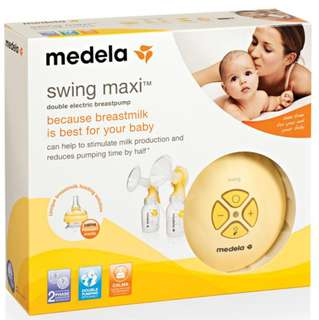 Medela Swing Maxi double breastpump