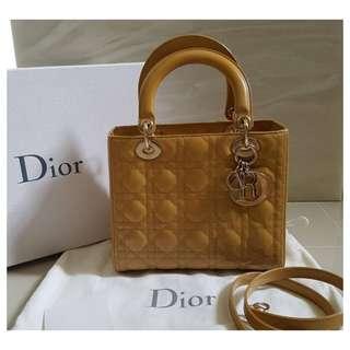 Authentic Lady Dior Medium