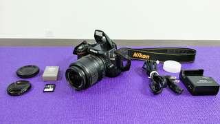 Nikon d3000 Set