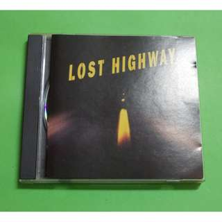 CD VARIOUS : LOST HIGHWAY (ORIGINAL MOTION PICTURE SOUNDTRACK) ALBUM (1997) TRENT REZNOR DAVID LYNCH