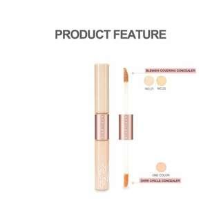 April Skin Fixing Dual Concealer (Authentic)