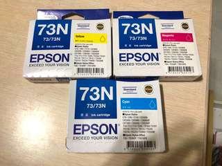 EPSON 73/73N Ink Cartridge