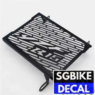 Black R15 Radiator Guard