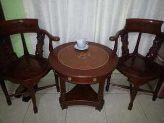 Kursi Kayu Jati, asli dan padat (Harga Nego)