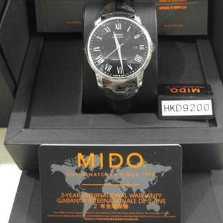 MIDO美度瑞士天文台機械錶