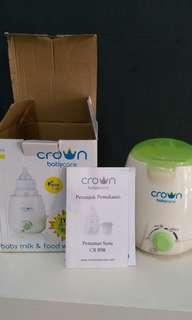 Dijual Crown Bottle Warmer/Penghangat Asi