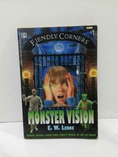 Novel Monster Vision