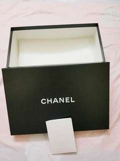Chanel Box 香奈儿纸盒鞋盒礼品盒