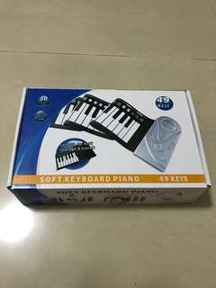 Soft Keyboard Piano 49 Keys