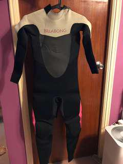 billabong women's wetsuits