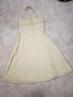 Cotton Lace Dress size 0