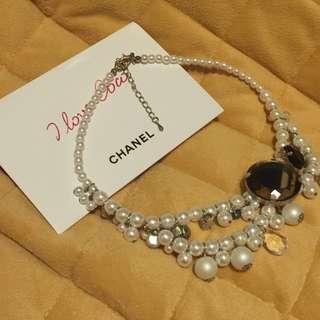 日本品牌 珍珠頸鍊