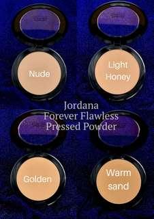 Jordana Forever Flawless Pressed Powder