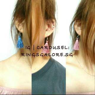 🚚 TASSEL EARRINGS [UPCOMING PRODUCT]