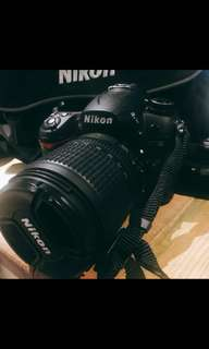 Nikon D7000 full set 18-105mm + 50mm d1.8d