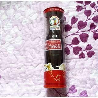 02年韓國世界杯可口可樂紀念樽一枝