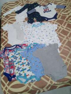 Onesies take all for 650