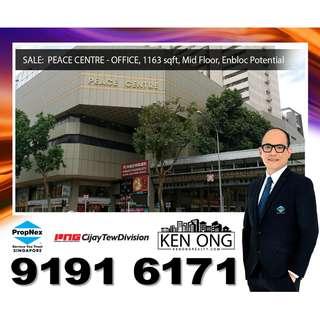 FOR SALE - (D09) Peace Centre Office