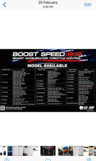 ECUSHOP BOOST SPEED 9mode