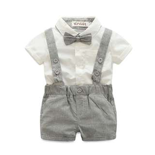 Baby Boy Gentlement Suit