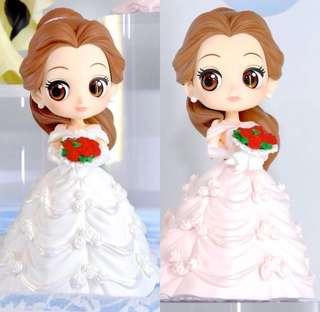 日本直送 Qposket dreamy style 婚紗款 belle 貝兒