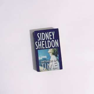 🦉Sidney Sheldon The Sand of Time