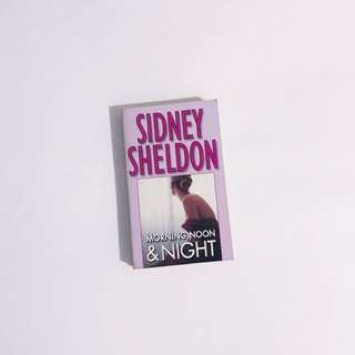 🦉 Sidney Sheldon Morning, Noon & Night