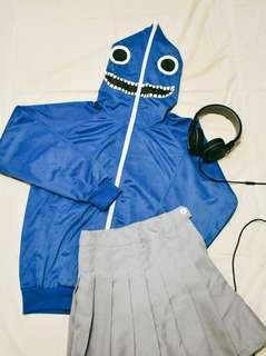 Vocaloid Matryoshka Jacket (Blue)