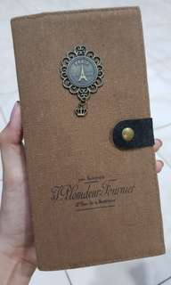 J.Plomdeur Fournier - Diary or Writing Book