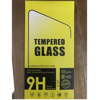 iPhone X Screen Protector (Tempered Glass)