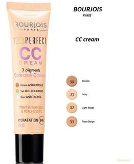 (Brand new) Bourjois 123 Perfect CC Cream