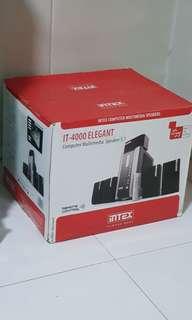INTEX 4000 5.1 speaker