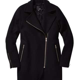 Wilfred Fei Coat