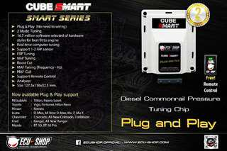 ECUSHOP MONSTER SMART AND CUBE SMART!plug and play only!