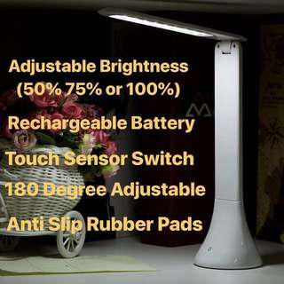 Portable Table / Desk / Bed Lamp