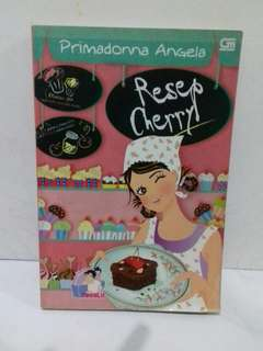 Novel Resep Cherry