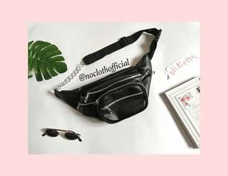 Waistbag nocloth.co . Realpic100% like Pnb ( P*B)