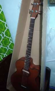 Used Acoustic Bass guitar