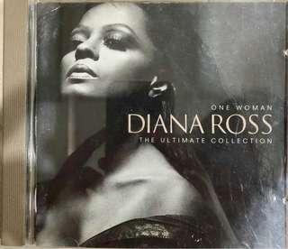 Diana Ross: One Woman The Ultimate CD collection (MUSIC CD ALBUM)