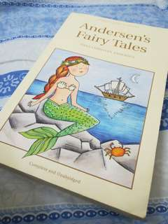 Books - Andersen's Fairy Tales