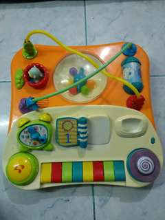 Preloved Activity Learning Table