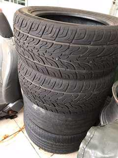 Tyre 285/55R/20
