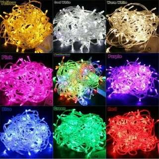 Lampu Tumblr Hias Dekor Natal
