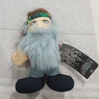 "Legit Brand New With Tags Duck Dynasty Phil Robertson 8"" Plush Toy Doll"