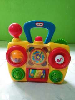 Preloved Little Tikes Radio