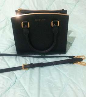 Charles & Keith Gold Lines