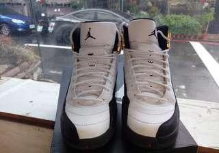 🚚 Air Jordan 12 Taxi