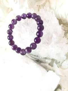 梦幻紫水晶手串Dream Amethyst Bracelet