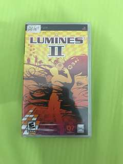 Lumines 2 PSP (Brand New still in packaging)
