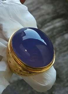 Blue kalsedony